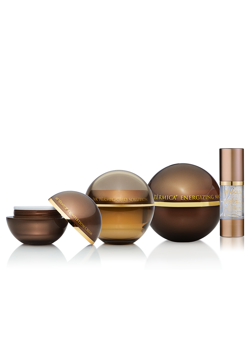 termica collection with four products