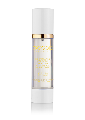 OROGOLD White Gold 24K Hydrating Body Mist
